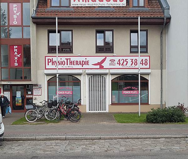 Praxis AH Physiotherapie Falkensee